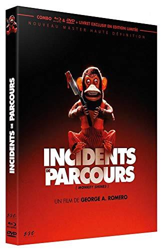 Image de INCIDENTS DE PARCOURS - MONKEY SHINES 1988 [Combo Blu-ray + DVD - Édition Limitée]