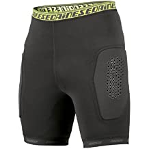 Dainese Norsorex - Pantalones cortos interiores con protecciones (suave) negro negro Talla:small