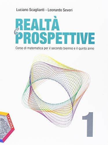 Realt e prospettive. Ediz. plus. Per le Scuole superiori. Con DVD. Con e-book. Con espansione online: 1