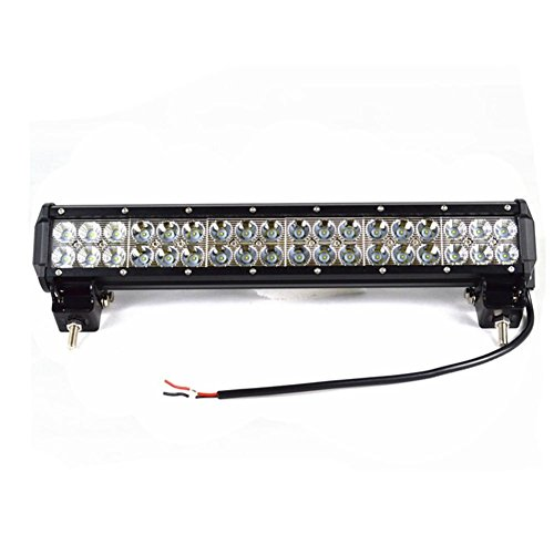 LED-Lampe 108W CREE LED-Chips-Bar Composite-Strahlen mit Lichter für Off-Road-Tuck Trailer Auto Boat Motor 4 X 4 Road Driving Scheinwerfer 12V