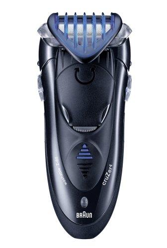 Braun - Afeitadora & Recortadora cruZer  4 Z60, negro y azul