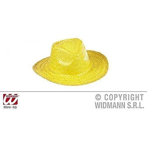 Cappello Da Cowboy Paglia