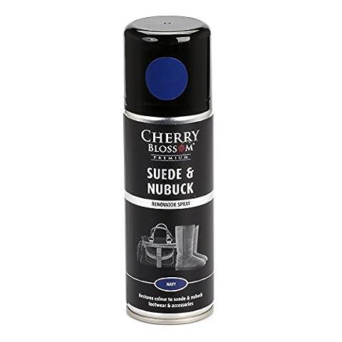 Cherry Blossom Premium Suede & Nubuck Renovator Spray -