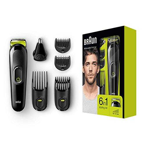 Braun 6-in-1 All-in-One Trimmer ...