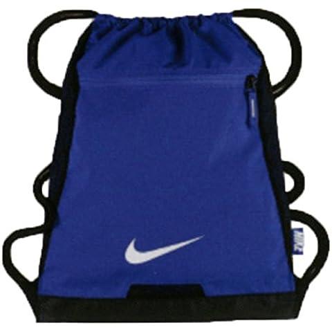 Nike Alpha Adapt Gymsack - Mochila para hombre, color azul, talla única