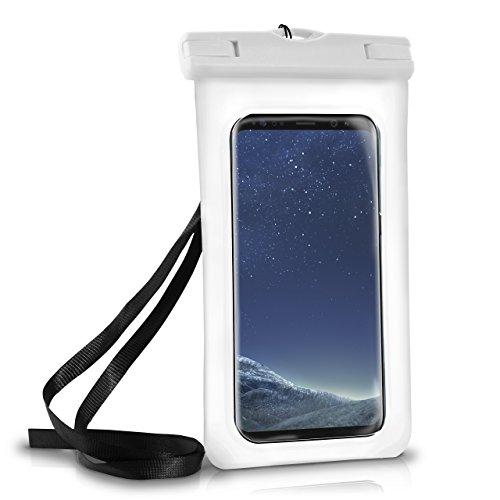 Wasserdichte Hülle Samsung Galaxy Full Cover in Weiß OneFlow 360° Unterwasser-Gehäuse Touch Schutzhülle Water-Proof Handy-Hülle für Samsung Galaxy S4 S4Mini S3 S3-Mini S2 Case - S3 Armee-samsung Galaxy Case