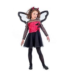 Limit Sport Vampira Halloween Frambuesa, disfraz infantil 4 MI041 4