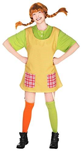 Original Filmkostüm für Erwachsene 4teilig - gelb/grün - Maskworld (Large) (Mädchen Kostüme Erwachsene)