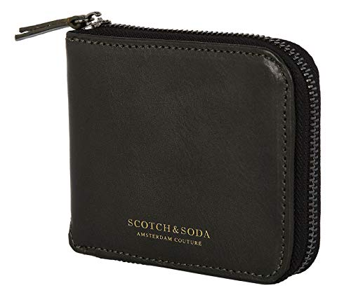 Preisvergleich Produktbild Scotch & Soda Wallet Zip Closure Combo A