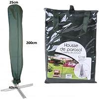 DC Housse de Protection pour Parasol jusqu'à 2m, Droit