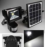 LED-Fluter mit Bewegungsmelder 10W