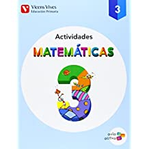 Matematicas 3 Actividades (aula Activa) - 9788468220512