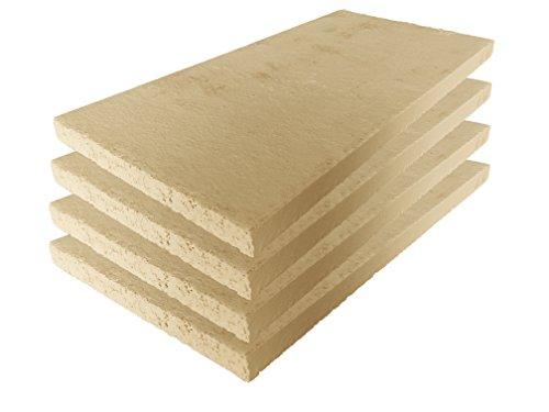 Lastra argilla refrattaria per forno alta qualità 400 x 200 x 20