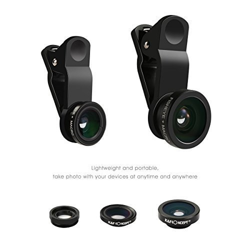 You Gadget Camera lense With Fish Eye Kit - Redmi Note 4G Compatible