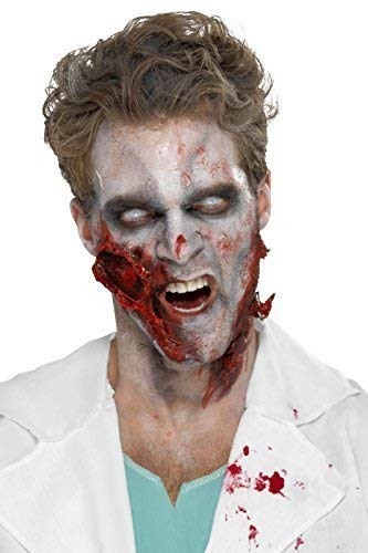 Fancy Me Halloween Profi-Qualität Zombie Durchsichtig Flüssiger Latex Special Fx Effekten 3D Make-Up Kostüm Verkleidung Zubehör