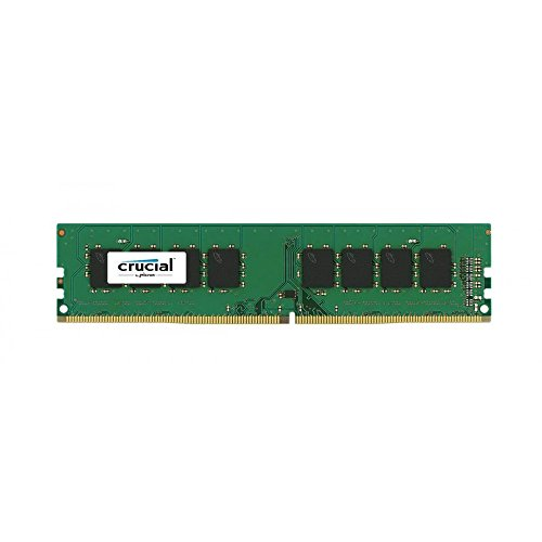 Crucial 8GB DDR4 2400MHz 1.2V Non-ECC DIMM Memory lowest price