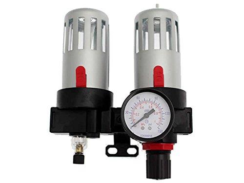 Preisvergleich Produktbild Wasserabscheider Abscheider Öl Wasser Druckminderer Ölnebler Wasser