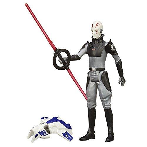 Star Wars Rebels 3.75-inch Figur Space Mission The Inquisitor (Star Wars Sammlerstück Spielzeug)