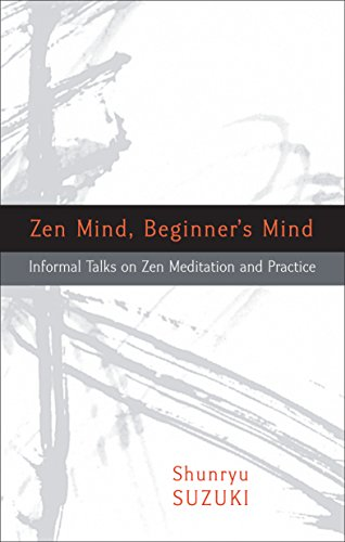 Zen Mind, Beginner's Mind (Roughcut edition)
