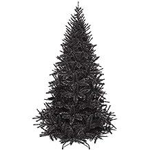 Albero Di Natale Nero.Amazon It Albero Di Natale Nero