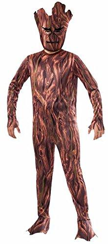 Groot - Guardians of the Galaxy - Kinder-Kostüm - Großer (Of Kostüme Kinder Guardians The Galaxy)