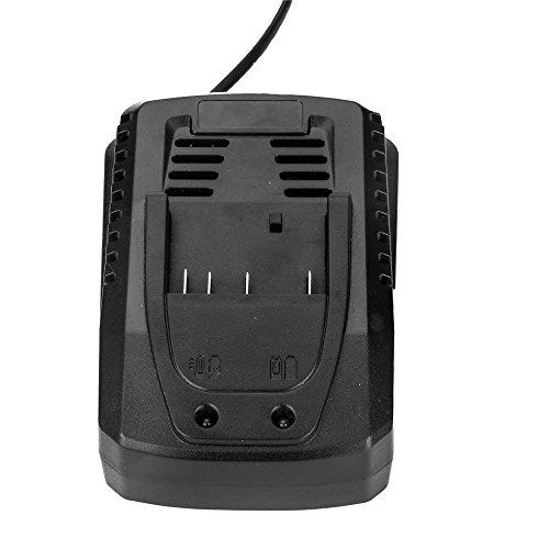 Per Bosch 14.4V-18V Caricabatterie Li-ion 1810K per trapano elettrico BAT609 BAT609G BAT618 BAT618G 2607336236 Power Tool batteria Caricabatt
