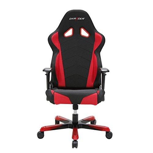DXRacer Gaming Stuhl, OH/TS30/NR, T-Serie, schwarz-rot