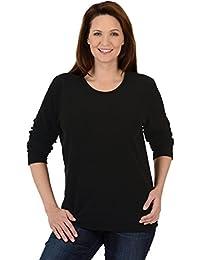 Trigema Damen Fleece, Sweat-Shirt Femme, XXX-Large
