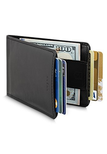 huskk-leather-wallet-for-men-credit-card-sleeve-holder-with-money-strap-csbw2-b