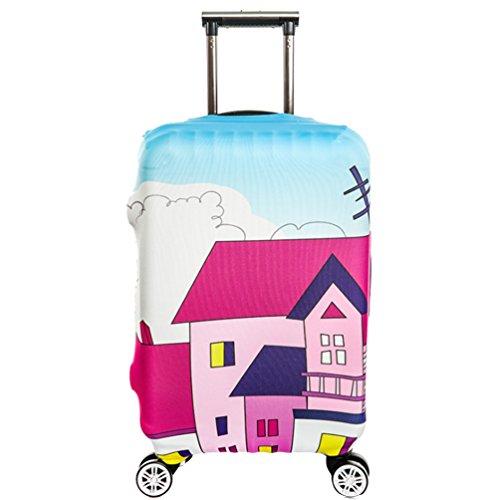 YiJee Elastic Gepäck Schutz-Koffer Abdeckung Für Beutel 18-32 Zoll Wie Das Bild 5 - Gepäck-sets Verkauf