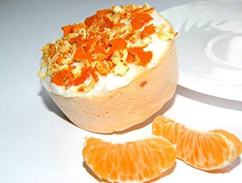 Natürliche Gesicht (natürliche Seife Peeling Tangerine Seifen Gesicht)