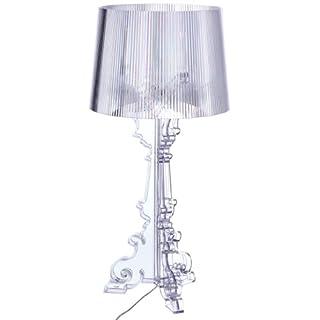 Kartell 9070B4 Lampe de table Bourgie Cristal