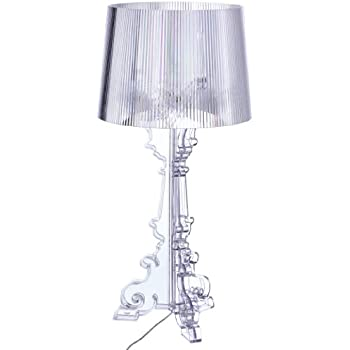 kartell 9050b4 lampe de chevet take transparent luminaires et eclairage. Black Bedroom Furniture Sets. Home Design Ideas