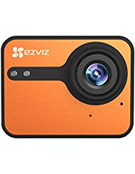 Ezviz Unisex S1c 1080p Sport-Action-Kamera