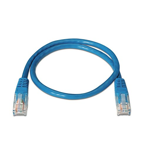 nanocable-10200100-bl-cable-de-red-ethernet-rj45-cat5e-utp-awg24-azul-latiguillo-de-05mts