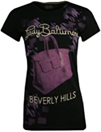 LORD & LADY BALTIMORE Femme Designer Top Shirt - BEVERLY HILLS -