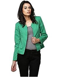 Yepme Women's Polyester Blazers - YPMBLZR5006-$P