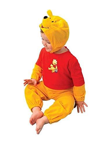 DISBACANAL Disfraz Disney Winnie The Pooh - Único, 2-3 años