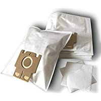 Filtertüten Staubbeutel 10 Staubsaugerbeutel für Miele S 274i 2 Filter