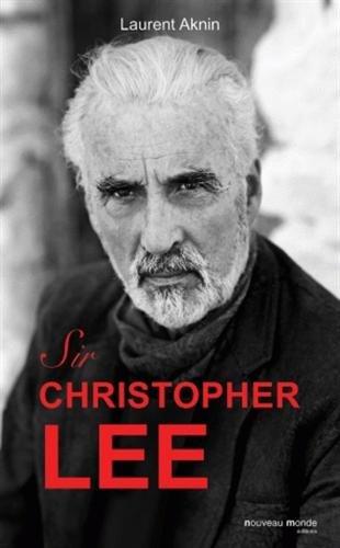 Sir Christopher Lee par Laurent Aknin