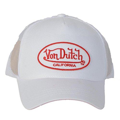 von-dutch-cap-maryline-white-red