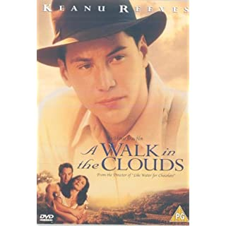 A Walk in the Clouds [DVD] [1995] by Keanu Reeves