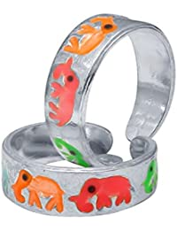 CS Jewellers Enterprise Silver Toe Ring