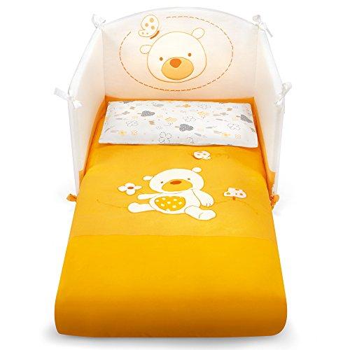 pali Spa Parure de lit (Poldo Orange)