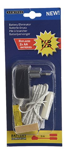 Batterieadapter 3V als Batterieersatz für 2 AA Mignon Batterien