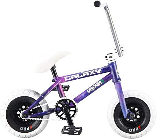 Rocker Reggie Galaxy Mini BMX Bike (Lila)