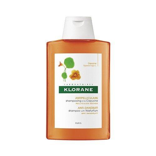 Klorane Shampooing Traitant Antipelliculaire à l'Extrait de Capucine 200 ml