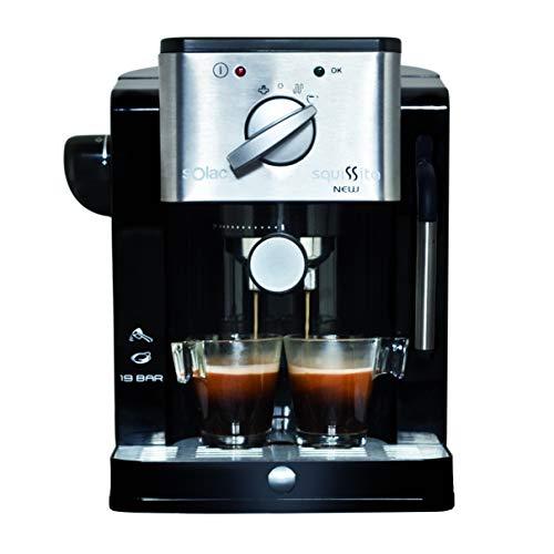 Solac CE4491 Espressomaschine (900 W) schwarz