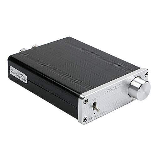 IPOTCH Digital Amplifier HiFi Stereo Class D Power Amp Verstärker, 50W * 2