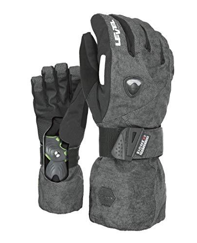 Level Herren Fly Handschuhe, PK Black, 10